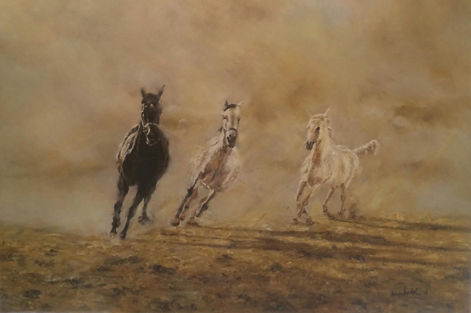 'Three Arabians'