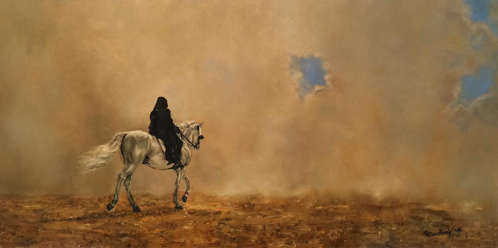 'Ride in the Desert'