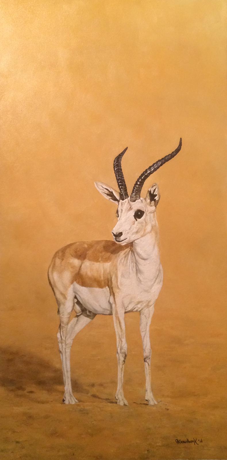 'Sand Gazelle'